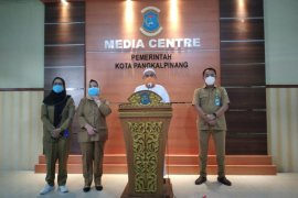 Tiga warga Pangkalpinang terkonfirmasi positif COVID-19