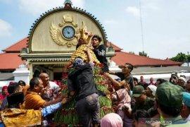 Grebeg Syawal di Keraton Yogyakarta ditiadakan cegah penularan corona