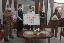 Pertamina Peduli dorong budaya PHBS di Kota Sukabumi