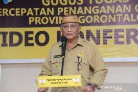 Gubernur Gorontalo tutup pusat perbelanjaan selama seminggu