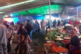 Jelang lebaran harga bahan pokok di Kota Ternate belum stabil