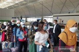 12 WNI yang terjebak di Makau akibat pandemi COVID-19 berhasil dipulangkan