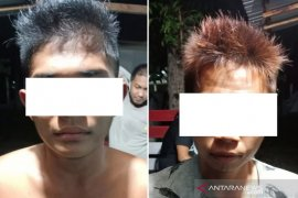 Dua pelaku penganiayaan di Jalan Negara Gambah diamankan