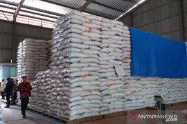 Perum Bulog Belitung pastikan stok beras cukup jelang Lebaran
