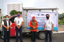 PT PAL Indonesia serahkan bantuan ke Pemprov Jatim