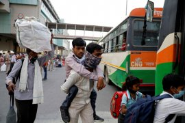 India catat 6.000 kasus COVID-19 baru saat penguncian dilonggarkan
