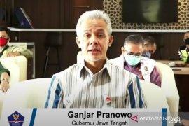 Ganjar Pranowo minta polisi menindak tegas pengancam tenaga medis di Sragen