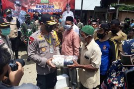 Kapolda tinjau lokasi banjir Aceh Tamiang