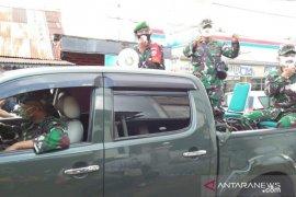 Kodim Buleleng konsentrasi awasi pasar tradisional