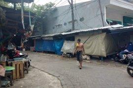 Pasar Simo dan Pasar Simo Gunung di Surabaya beroperasi kembali
