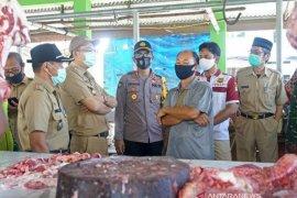 Bupati Bangka Barat: harga bahan pokok masih stabil
