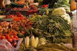Harga bahan pangan di Tebing Tinggi masih stabil