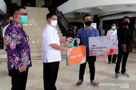 710 warga Kota Banjarmasin terima kartu prakerja