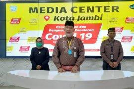 Imbauan Pemkot Jambi  Shalat Idul Fitri di rumah