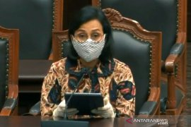 Unusual Eid, Sri Mulyani calls on people to fight COVID-19 pandemic