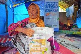 Global Zakat dan ACT Maluku salurkan zakat fitrah