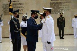 Panglima TNI pimpin upacara Sertijab Kasal dan Kasau