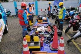 Ribuan personel PLN Jatim disiagakan jaga keandalan listrik selama Idul Fitri
