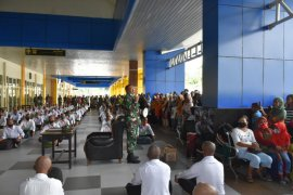 151 putra terbaik Malut ikut pendidikan TNI di Ambon