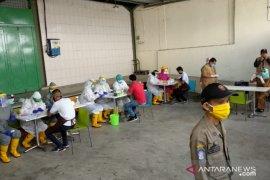 Bertambah, 17 karyawan Brastagi Supermarket di Medan reaktif rapid test
