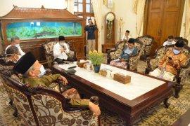 Pemkab Sidoarjo sepakat laksanakan Shalat Idul Fitri di zona hijau dan kuning
