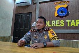 Polres Tapin akan lakukan patroli malam takbiran dan petasan selama tiga hari
