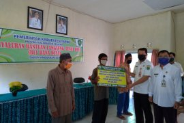 Sembilan desa di Tapin terlambat penyaluran BLT Dana Desa