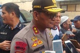 Kapolda Sumut: Pelanggar larangan mudik dapat dipenjara satu tahun