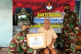 Abituren Akademi Militer 97 bantu warga terdampak COVID-19