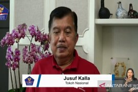 Jusuf Kalla perkirakan era normal baru bisa berlangsung tiga tahun