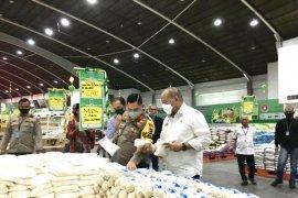 Lumbung Pangan Jatim bisa jadi contoh ketahanan pangan daerah