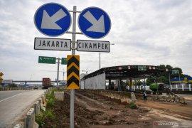 Jasa Marga mulai alihkan transaksi Gerbang Tol Cibitung