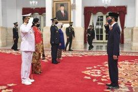 Kasal Yudo Margono tekankan TNI AL tetap berpatroli saat pandemi