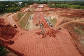 Sumsel-Bengkulu bangun jalan penghubung baru