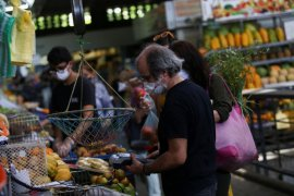Kasus COVID-19 melonjak, Venezuela terapkan jam malam