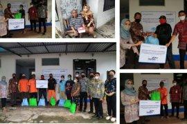 Mandiri Group sisihkan gaji dan THR Rp17 miliar untuk donasi kemanusiaan