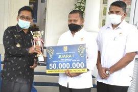 Wali kota Aminullah: Beurawe juara lomba gampong terbaik 2020