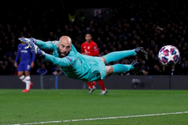 Liga Champions musim ini tetap gunakan lima pemain pengganti