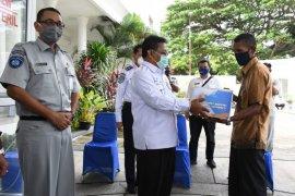 Wali kota serahkan bantuan Jasa Raharja bagi sopir L-300