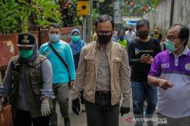 Wali Kota Bogor Bima Arya tinjau RW siaga antisipasi pemudik