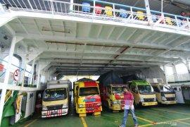 H-4 Arus Mudik Lebaran di Pelabuhan Ketapang