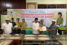 PPP resmi usung Dahlan-Aswin di Pilkada Madina