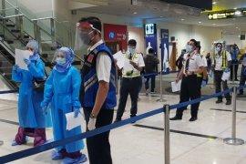 83 WNI dari Malaysia jalani protokol kesehatan di Bandara Kualanamu