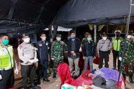 Ketua DPRD Banjarbaru kunjungi pos pemeriksaan PSBB