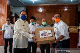 Pemprovsu salurkan sembako 13.951 untuk masyarakat Padangsidimpuan