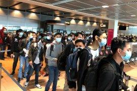 1.970 WNI ABK dari Jerman telah dipulangkan ke Indonesia