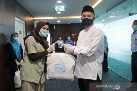 WIKA salurkan paket sembako untuk warga DKI Jakarta dan Jawa Barat