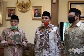 Al Quran mushaf Ar Risalah dilengkapi kekayaan ornamen Nusantara