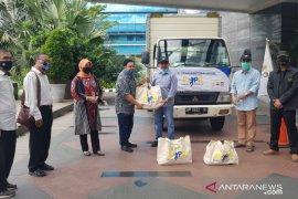 Kementerian PUPR gandeng PWI Pusat salurkan paket sembako