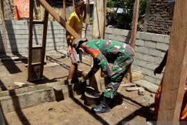 Warga Gorontalo Utara apresiasi program bedah rumah Kodim 1314